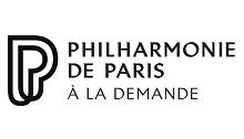 Philharmonie de Paris à la demande