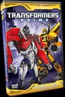 Transformers Prime: saison 1 volume 2