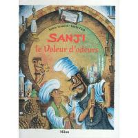 Sanji le voleurs d'odeurs