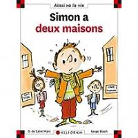 Simon a deux maisons